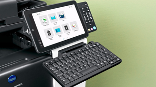 Konica Minolta erweitert sein Schwarzweiß-A4-Portfolio der Bizhub-i-Serie um die neuen Multifunktionssysteme (MFPs) bizhub 4750i, 4050i und das Einzelfunktionssystem (SFP) 4700i.