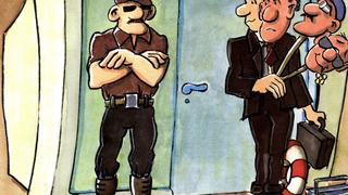 LANline-Cartoon IDM