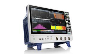 Das R&S RTO6 ist ab sofort von Rohde & Schwarz als vierkanaliges Grundgerät mit Bandbreitenoptionen von 600 MHz, 1 GHz, 2 GHz, 3 GHz, 4 GHz und 6 GHz erhältlich.