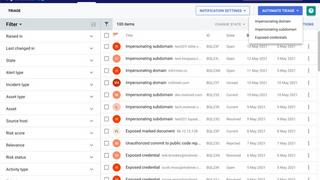 Automatisierte Triage von Domain-Spoofing