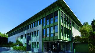 Das Swisscolocation-Rechenzentrum in Morbio-Chiasso im Schweizer Kanton Tessin.
