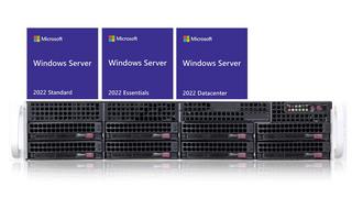Windows-Server-Generation bei Thomas-Krenn
