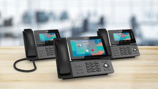 Die ersten Geräte der Snom-8xx-Reihe sollen ab Dezember 2021 auf dem Markt verfügbar sein.