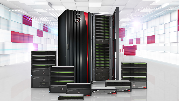 PRIMERGY Data Storage