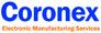 Logo der Firma Coronex Electronic GmbH
