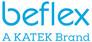 Logo der Firma beflex electronic GmbH - A KATEK Brand
