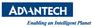 Logo der Firma Advantech Europe BV Zweigniederlassung Deutschland