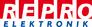 Logo der Firma Repro Elektronik GmbH