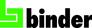 Logo der Firma Franz Binder GmbH + Co. Elektrische Bauelemente KG