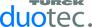 Logo der Firma Turck duotec GmbH