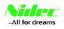 Logo der Firma Nidec ACIM Germany GmbH