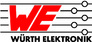 Logo der Firma Würth Elektronik eiSos  GmbH & Co. KG
