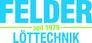 Logo der Firma FELDER GMBH Löttechnik