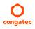 Logo der Firma congatec AG