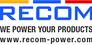 Logo der Firma RECOM Power GmbH