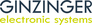 Logo der Firma Ginzinger electronic systems GmbH