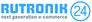 Logo der Firma Rutronik Elektronische Bauelemente GmbH
