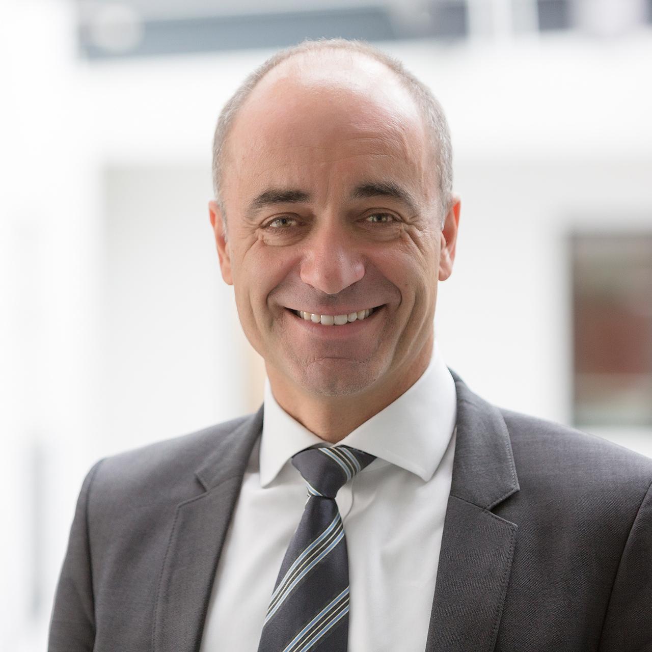 Dr. Volker Ziegler, Nokia Bell Labs