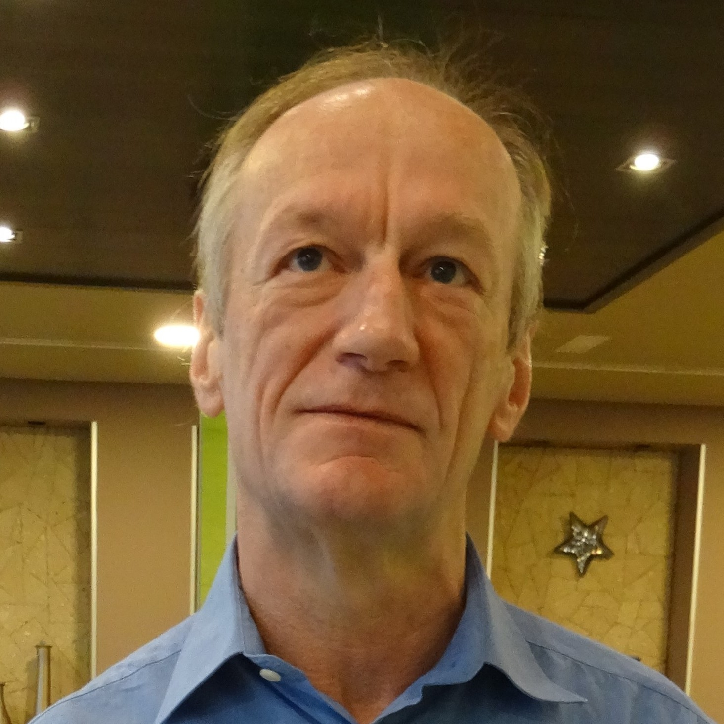 Günter Kleindl, ETSI TC DECT
