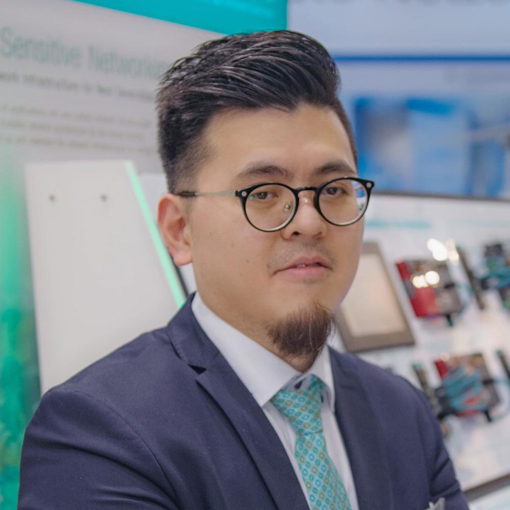 Jack Lin, Moxa Networking