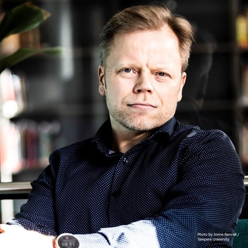 Juho Pirskanen, ETSI TC DECT / Wirepas