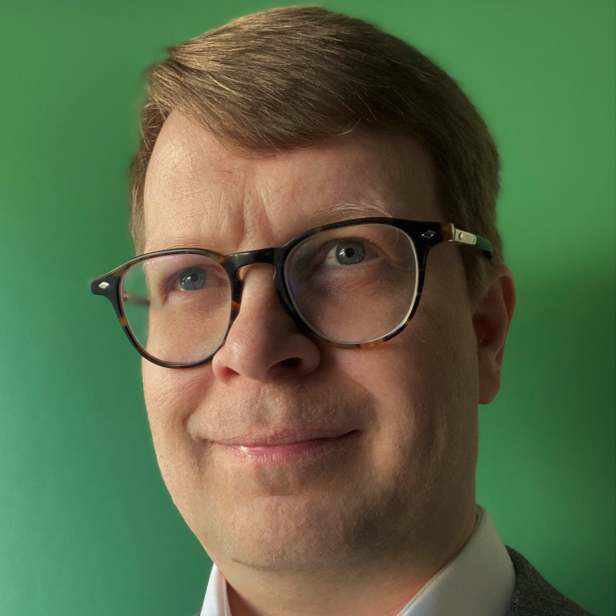 Mika Lasanen, VTT Technical Research Centre of Finland Ltd