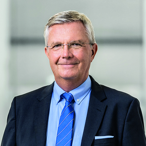 Prof. Dr. Dr. h.c. Michael ten Hompel, Fraunhofer IML