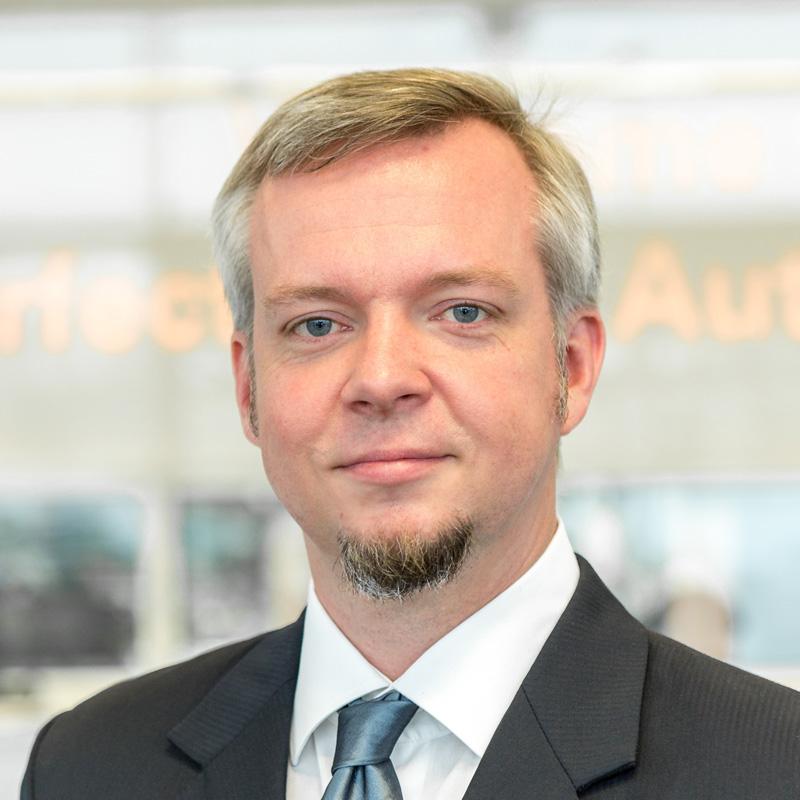 Dr. Dietmar Bruckner, B&R Industrial Automation