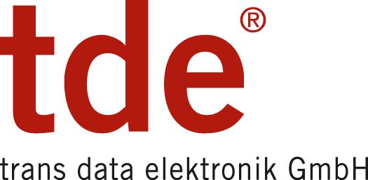 tde - trans data elektronik GmbH